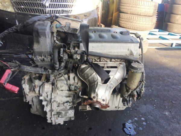 Двигатель Toyota 2NZ-FE - 2605312 AT U441E-01A FF NCP60 154 000 km коса+комп 1