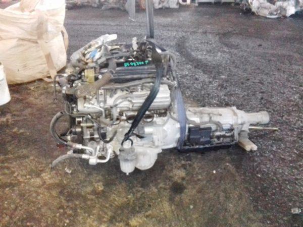 Двигатель Toyota 3GR-FSE - 0028039 AT A760E FR GRS182 коса+комп 1