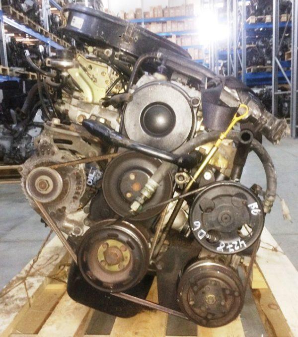 Двигатель Mazda B6 - 427806 MT FF GV6V 73 000 km 4