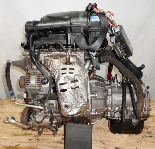 КПП Toyota 1KR-FE AT A4B-D-02A FF KGC10 1