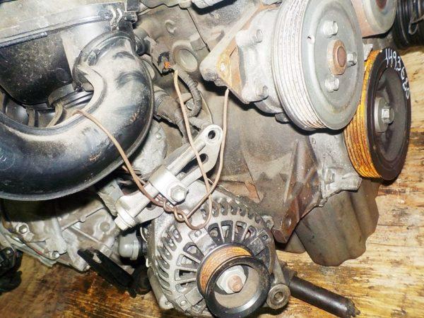 Двигатель Toyota 2SZ-FE - 1493680 CVT K410 FF коса+комп 5