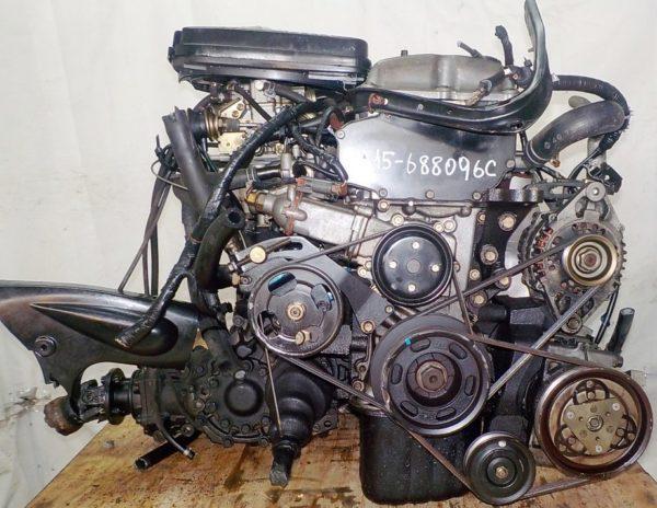 КПП Nissan GA15-DS MT FF 4WD 4