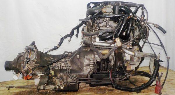 КПП Daihatsu EF-DET AT FR 4WD J111G 7