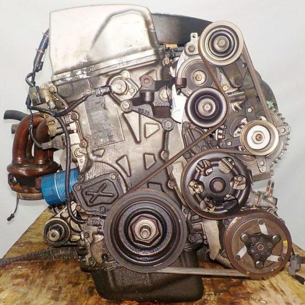 Двигатель Honda K20A - 6007024 AT MCTA FF CL7 коса+комп 3