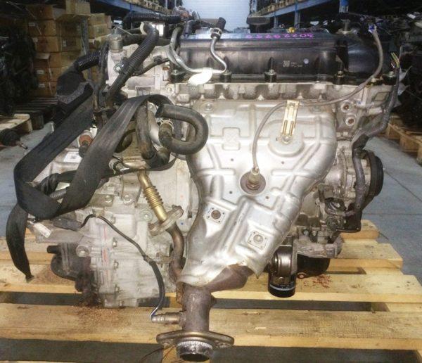 Двигатель Mazda P3 - 30229759 CVT FF DEJFS 90 000 km 5