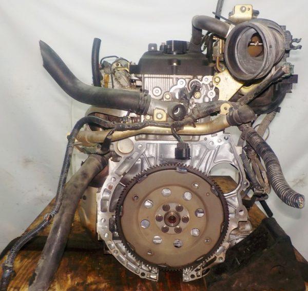 Двигатель Nissan QR20-DE - 173620A CVT FF TC24 брак корпуса генератора без КПП 6