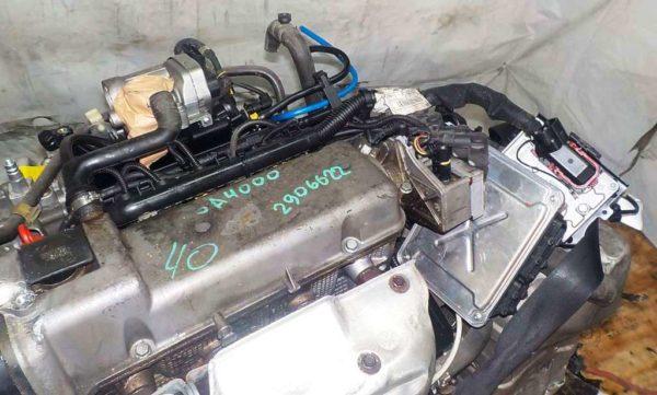 Двигатель Fiat 188A4000 - 2906622 AT FF коса+комп 2