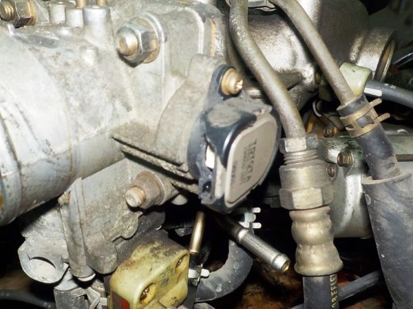 КПП Toyota 2TZ AT FR 3
