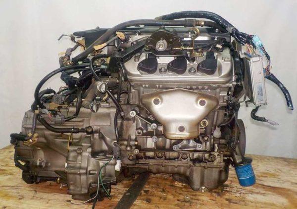 Двигатель Honda J30A - 4404707 AT MGSA FF VTEC коса+комп 4