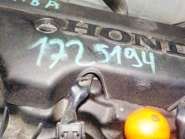 Двигатель Honda R18A - 1725194 CVT SXEA FF RN6 111 927 km коса+комп 3