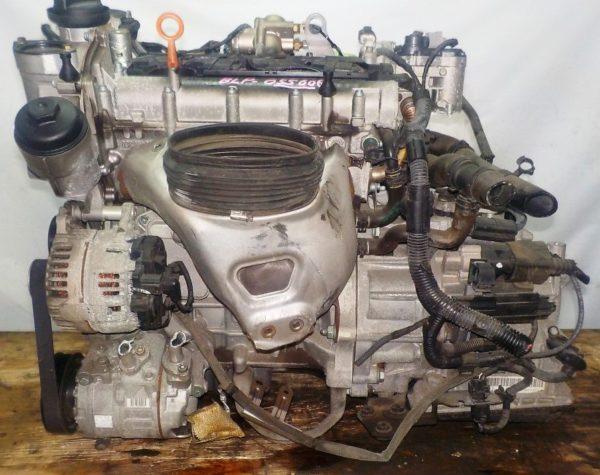 КПП Volkswagen BLP AT FF 1