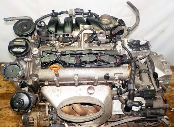 Двигатель Volkswagen BLP - 021196 AT FF 2