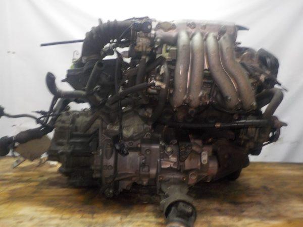 Двигатель Toyota 5S-FE - 1100795 AT A541F FF 4WD коса+комп 5