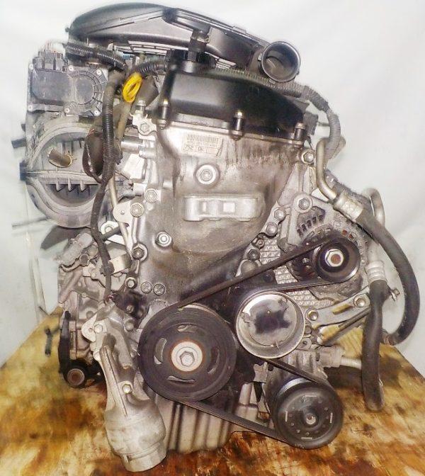 Двигатель Toyota 1KR-FE - 0517391 CVT K410-04A FF KSP90 146 126 km коса+комп 3