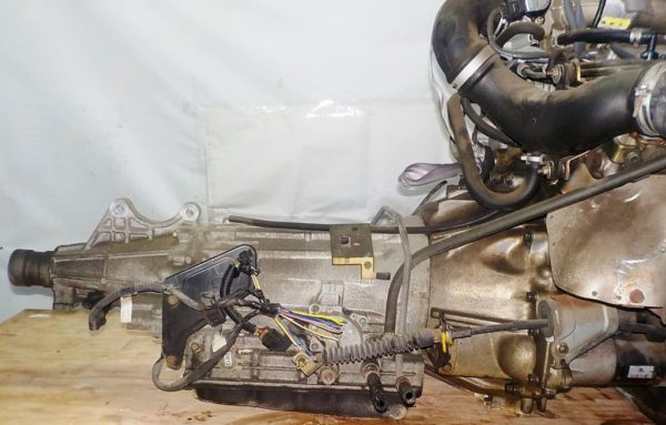 КПП Mazda J5 AT FR SG5W 3