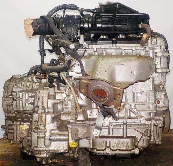 Двигатель Nissan MR18-DE - 002223A CVT RE0F08A FF 4