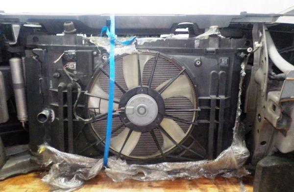Ноускат Nissan Bluebird Sylphy 11, (1 model) (W04201911), радиатор ZRE152 8