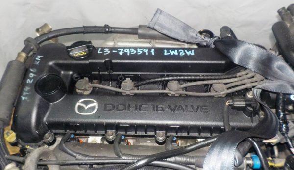 КПП Mazda L3 AT FF LW3W 2