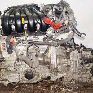 КПП Nissan MR18-DE AT RE4F03B FQ40 FF VJY12 7