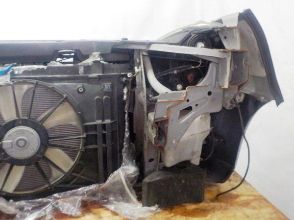 Ноускат Nissan Bluebird Sylphy 11, (1 model) (W04201911), радиатор ZRE152 6