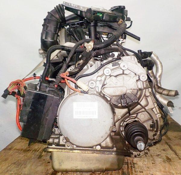 Двигатель BMW W10B16D - 751074601 AT FF 03′ коса+комп 8