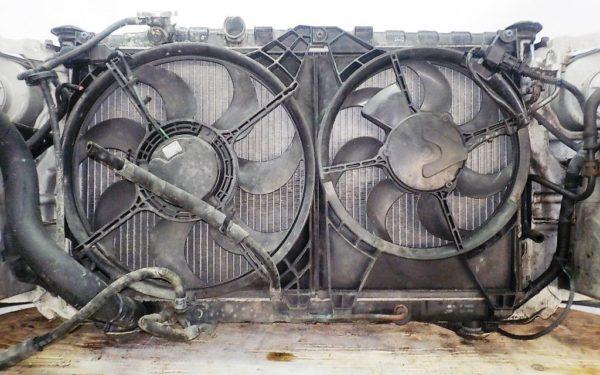Ноускат Hyundai XG 250, брак радиатора охлаждения (W07201847) 6