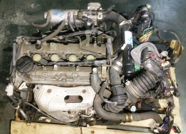 Двигатель Mitsubishi 4G15-T - GH3982 CVT FF MIVEC коса+комп 2
