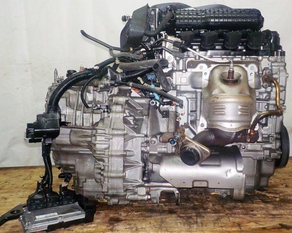 Двигатель Honda LEA - 3006627 CVT SD5A FF GP3 коса+комп 5