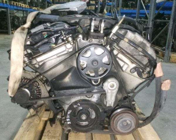 Двигатель Mazda GY - 233046 AT FF LW5W коса+комп 4