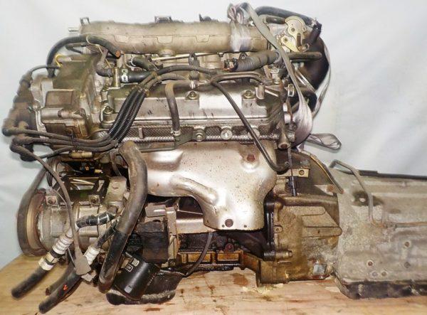 КПП Mazda J5 AT FR SG5W 5
