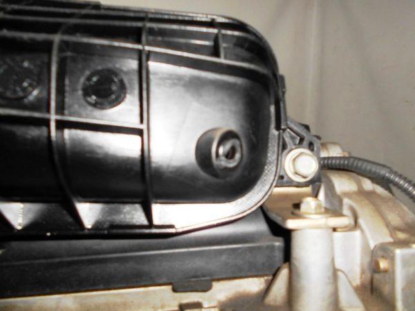 КПП Nissan MR20-DE CVT RE0F10A FF C25 4