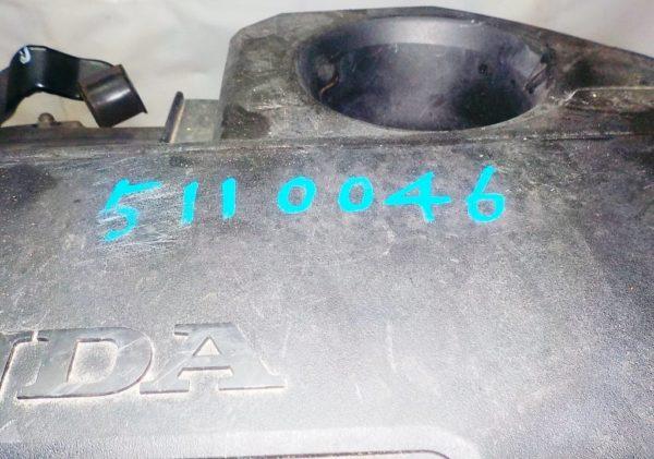 Двигатель Honda K24A - 5110046 AT MFHA FF RB1 коса+комп 3