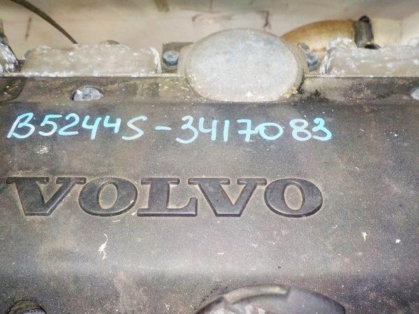 Двигатель Volvo B5244S - 3417083 FF 126 000 km 3