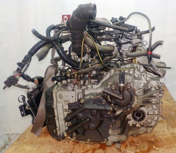 Двигатель Mitsubishi 4A90 - 0027051 CVT F1C1A FF Z21A 59 714 km коса+комп 5