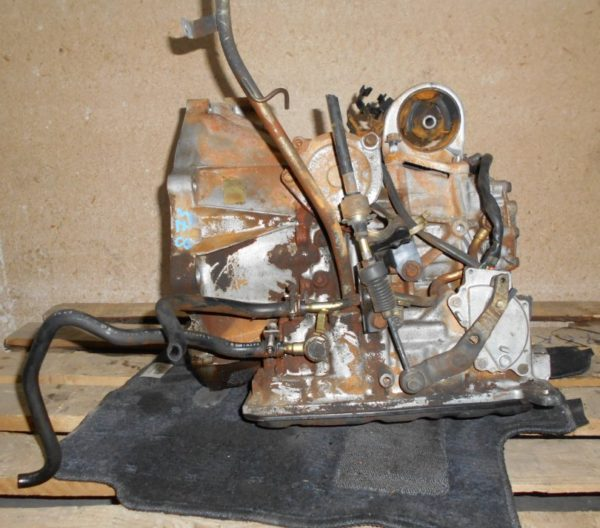 АКПП Nissan VQ30-DE AT RE4F04 FF (873) 2