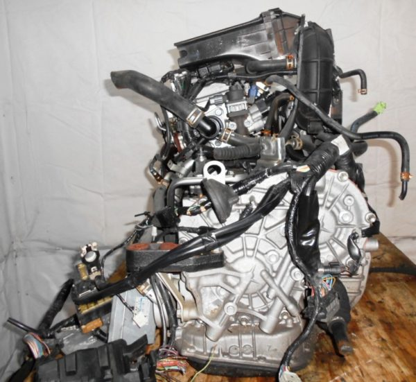 Двигатель Suzuki K12B - 1124077 CVT FF ZC71S коса+комп 2