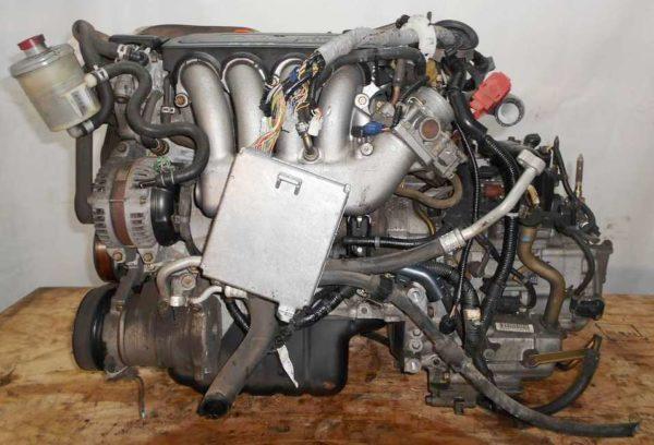 Двигатель Honda K20B - 1011024 CVT MZXA FF RN5 64 998 km коса+комп 1