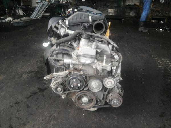 Двигатель Daihatsu K3-VE - 1880913 AT A4B-01A FF QNC20 122 000 km коса+комп 4