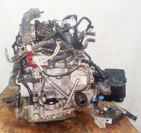 Двигатель Mitsubishi 3A90 - UAJ4373 CVT F1CJB FF A05A 117 977 km коса+комп 5