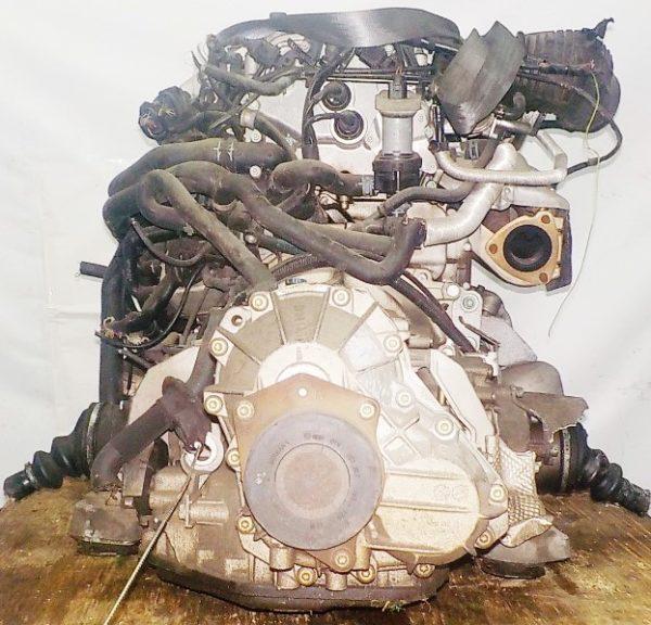 Двигатель Volkswagen AZX - 016738 AT FF 7