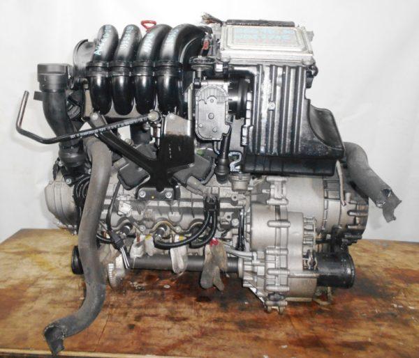 Двигатель Mercedes 266 940 - 30087745 AT FF A170 WDD1690322J159007 16 000 km коса+комп 1