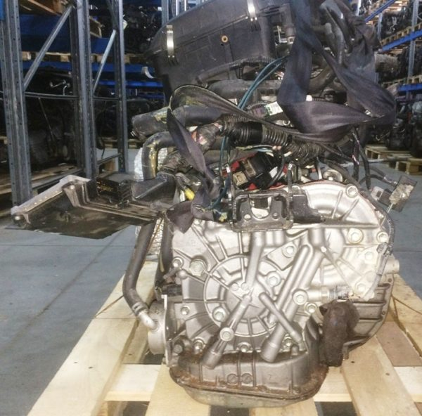 КПП Toyota 1KR-FE AT K410-04A FF KCP90 7