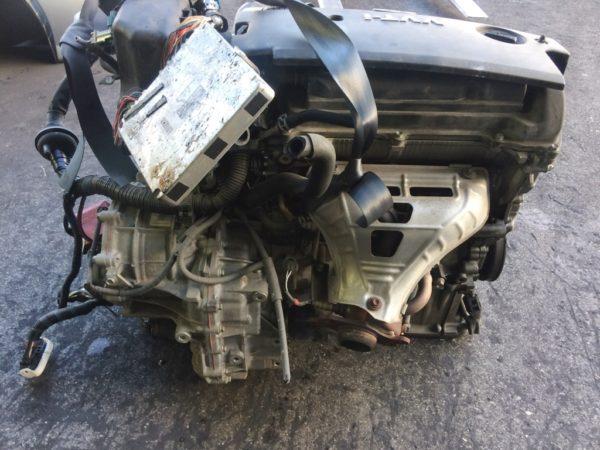 Двигатель Toyota 1NZ-FE - D527203 CVT K210-02A FF NCP81 152 000 km электро дроссель коса+комп 4