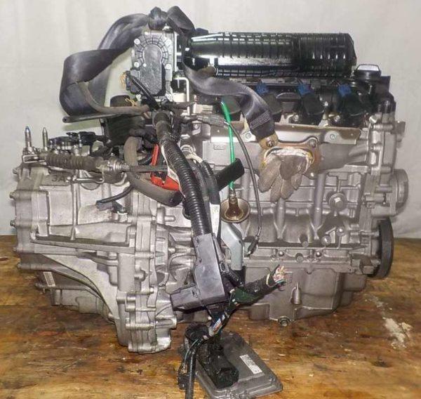 КПП Honda L13A CVT SE5A FF GE6 4