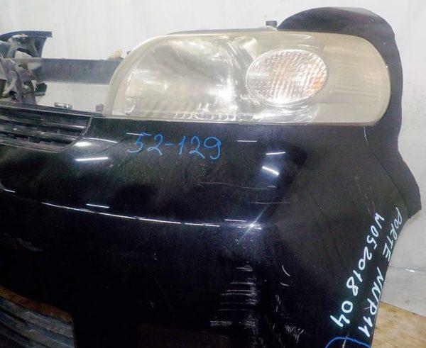 Ноускат Toyota Porte xenon (W05201804) 5