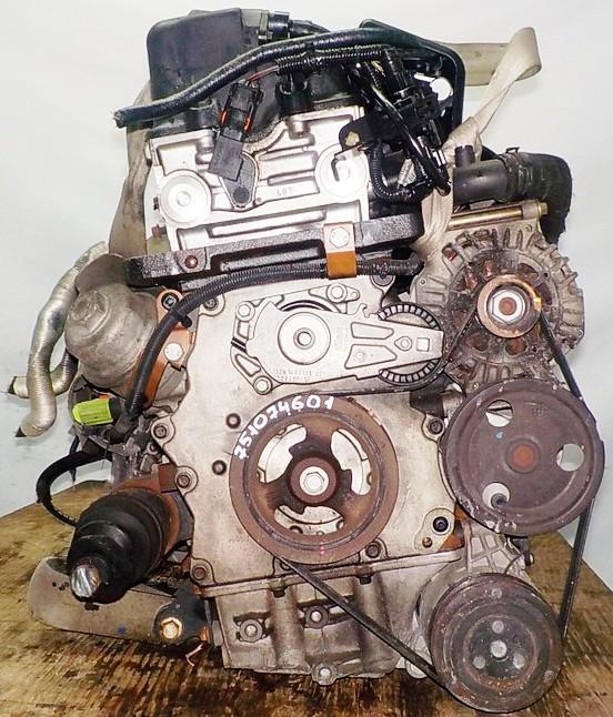 Двигатель BMW W10B16D - 751074601 AT FF 03′ коса+комп 5