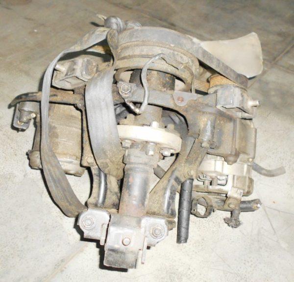 Двигатель Toyota 2TZ-FZE - 1445424 AT 4WD Estima 12