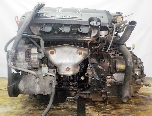 КПП Honda J35A AT B7TA FF 1