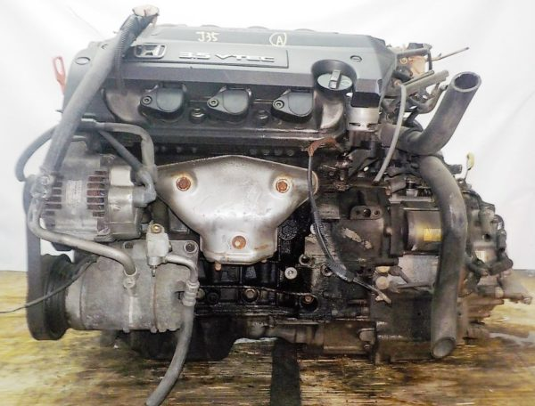 Двигатель Honda J35A - 2002159 AT B7TA FF 1