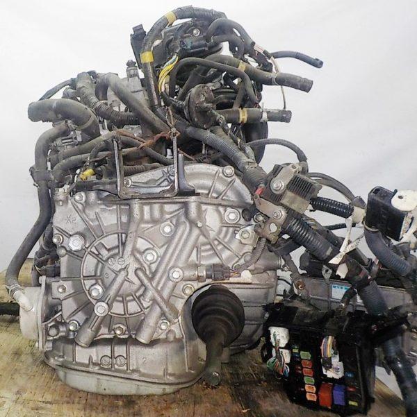 Двигатель Toyota 2SZ-FE - 1493680 CVT K410 FF коса+комп 7